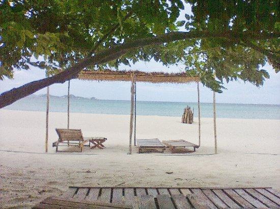 Ninh Phuoc, เวียดนาม: The beach