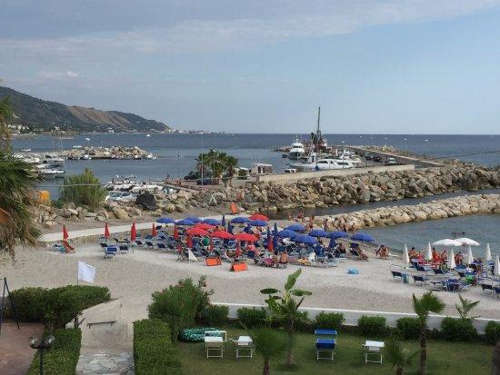 Hotel - Residence Lembo di Mare: panorama dalla camera