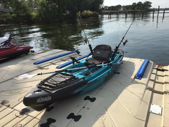 Trophy Boat Club: Big Rig Fishing Kayak A