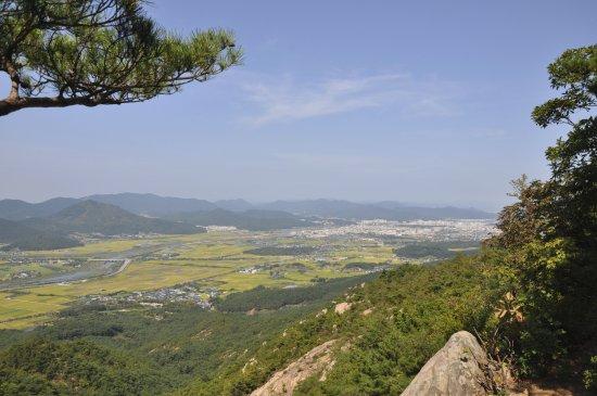 gyeongju hiking trails  Hike Korea