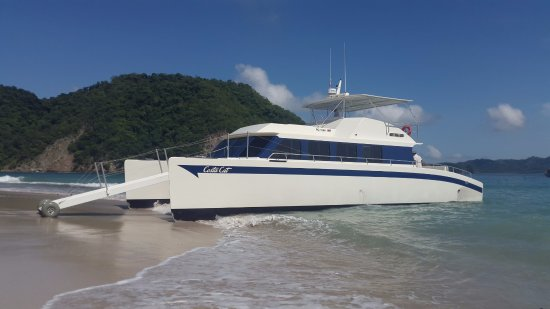 Costa Cat Tortuga Island Cruises