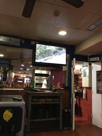Restaurante pizzeria capricciosa en san sebasti n con - Cocinas san sebastian ...