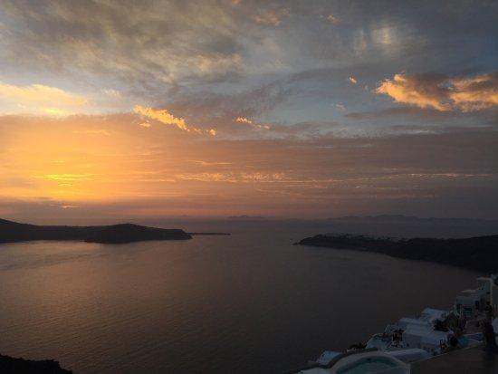 La Maltese Estate Villa: Sunset View from My Balcony