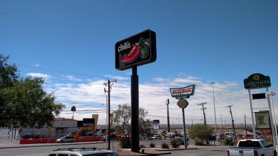 Chili 39 S Grill Bar El Paso 1421 Airway Blvd Menu Prices Restaurant Reviews Tripadvisor
