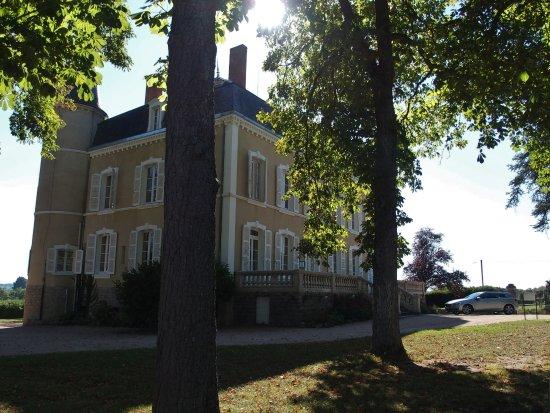 Ceron, France: Le château
