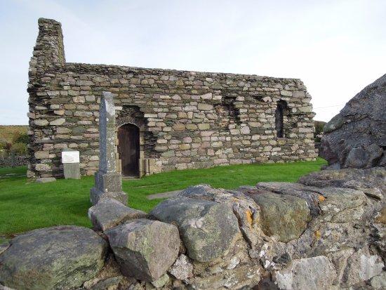 Lochgilphead, UK: Kilmory Knap Chapel