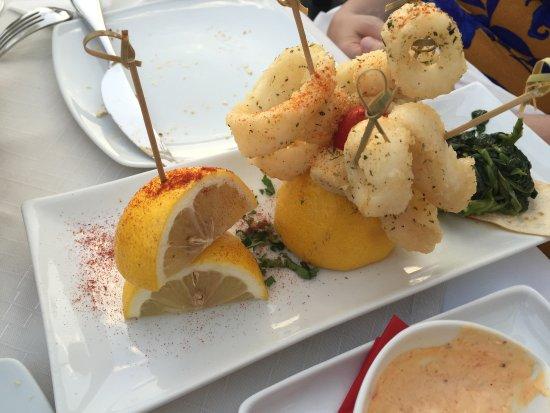 1800 floga restaurant best calamari