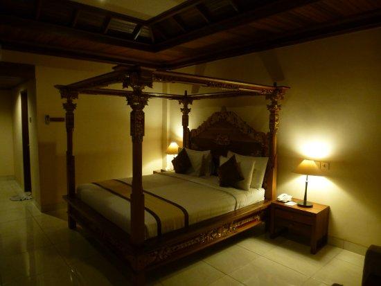 Bhuwana Ubud Hotel: la chambre