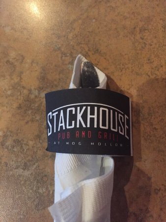 Stackhouse Pub And Grill Chesterfield Restaurant