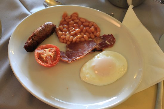 Crosby on Eden, UK: Our full English