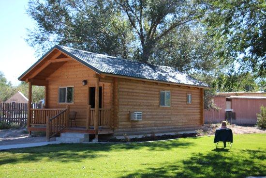Panaca, NV: ruime en comfortabele cabin