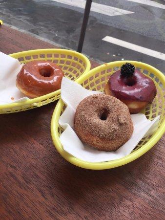 Boneshaker Doughnuts, Paris - Mail - Restaurant Reviews ...