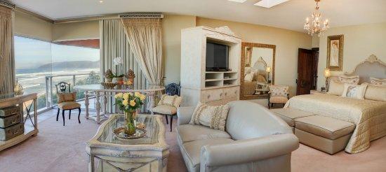Wilderness, แอฟริกาใต้: Presidential Suite Balcony