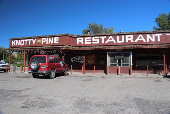 Caliente, NV: Knotty Pine welcomes you !