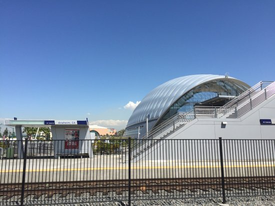 ‪Anaheim Regional Transportation Intermodal Center‬