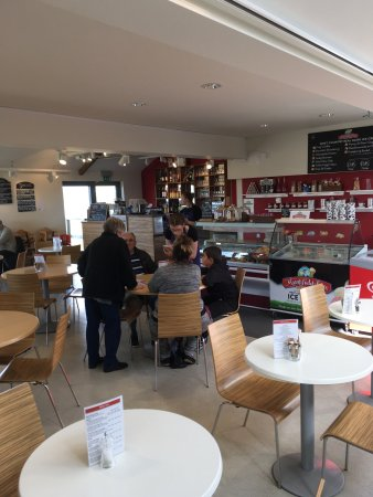 Lovely Coffee, Great Cake, Stunning Setting