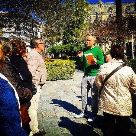 Ricardo Carmona Suarez- Tourist guide Seville