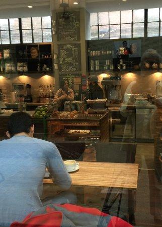 Bryn Mawr, Pennsylvanie : Hot House coffeeshop