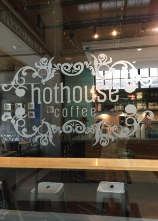 Bryn Mawr, PA: Hothouse Coffee at BMFI