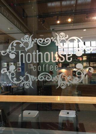 Bryn Mawr, Pennsylvanie : Hothouse Coffee at BMFI