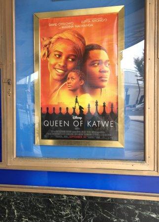Bryn Mawr, Pennsylvanie : BMFI Queen of Katwe film