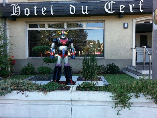 Hotel du Cerf