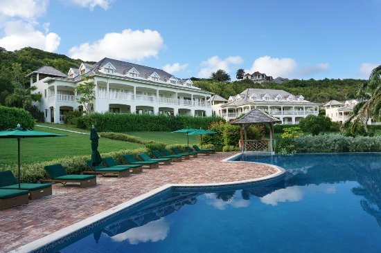Фритаун, Антигуа: Upper pool
