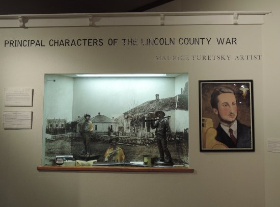 ‪‪Lincoln‬, نيو مكسيكو: Lincoln County War‬
