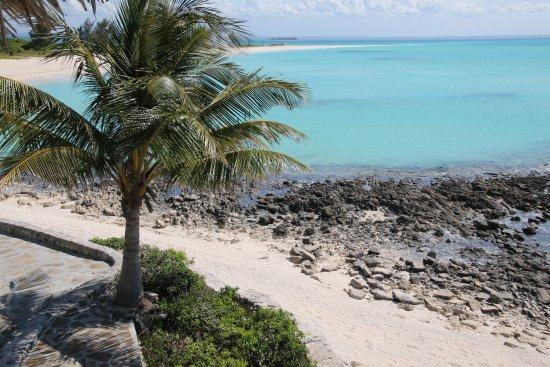 Quirimbas Archipelago, โมซัมบิก: Spiaggia antistante il corpo centrale