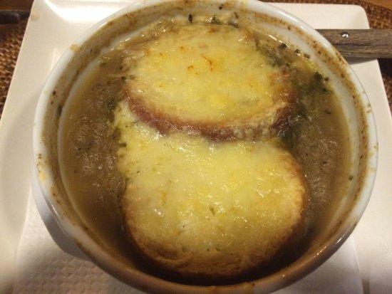David's: Onion Soup