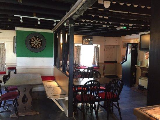 Bishops Lydeard, UK: The Bar Area