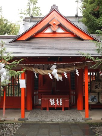 Ikushimatarushima Shrine