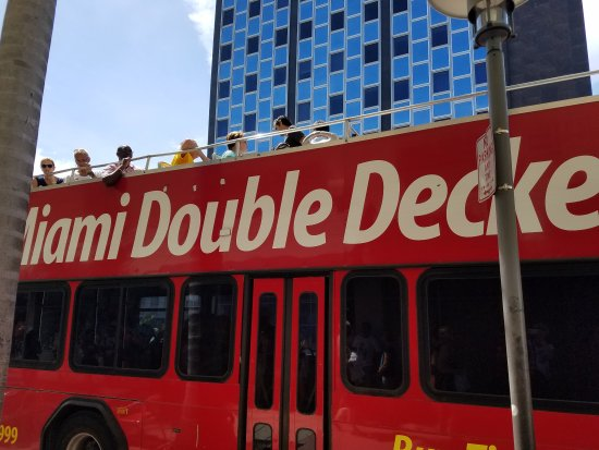Miami Double Decker
