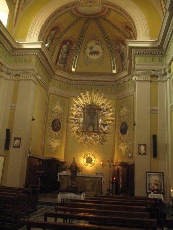 Grotte di Castro, Italie : Chiesa di San Marco