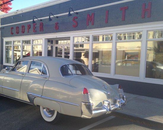 Essex, CT: Cooper & Smith Entrance