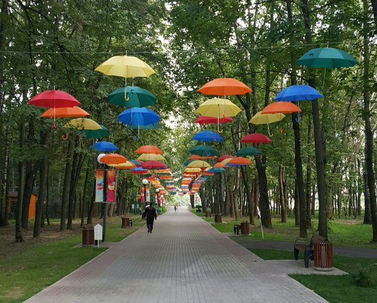 Culture and Leisure Park of Lev Tolstoy