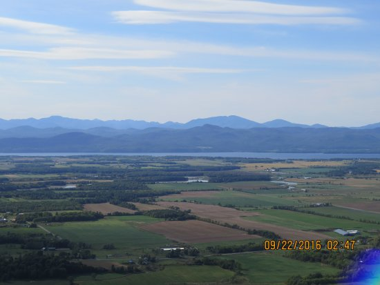 Addison, VT: View from the top