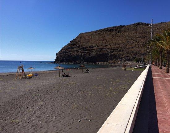 Playa San Sebastian De La Gomera Picture Of La Playa De San