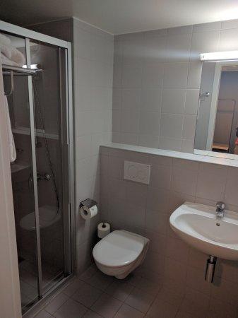 Ecublens, Suiza: Bathroom