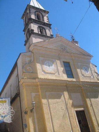 Grotte di Castro, Italie : hiesa di San Pietro Apostolo