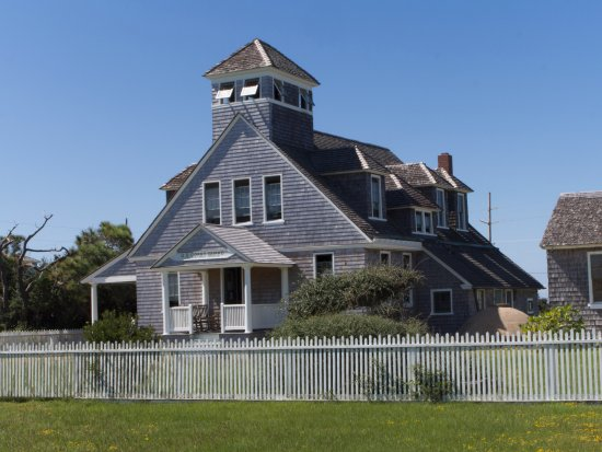 Rodanthe, Carolina do Norte: Main station building, Chicamacomico