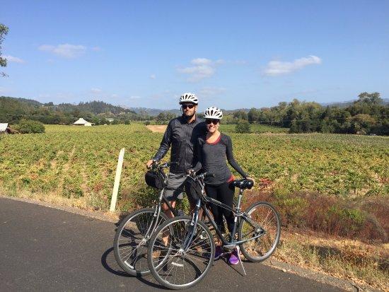Healdsburg, Califórnia: a stop along the way