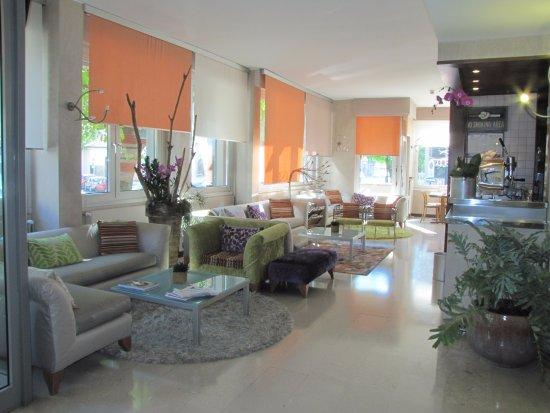 Park Hotel Meuble: Hall