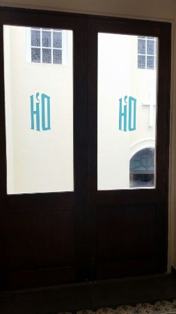 Da House Hotel: end of hallway towards San Francisco street