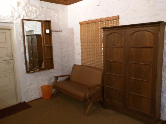 Kalarickal Heritage Bungalow: A portion of our room