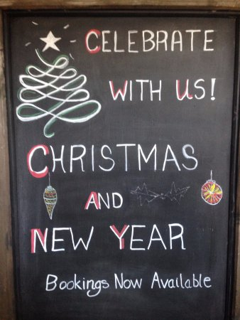 Buckden, UK: Christmas and New Year Bookings now being taken