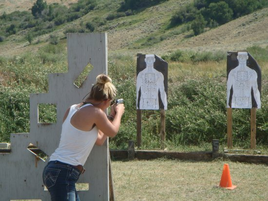 Crowheart, WY: Tactical Training International -firearms, survival and tactical training center