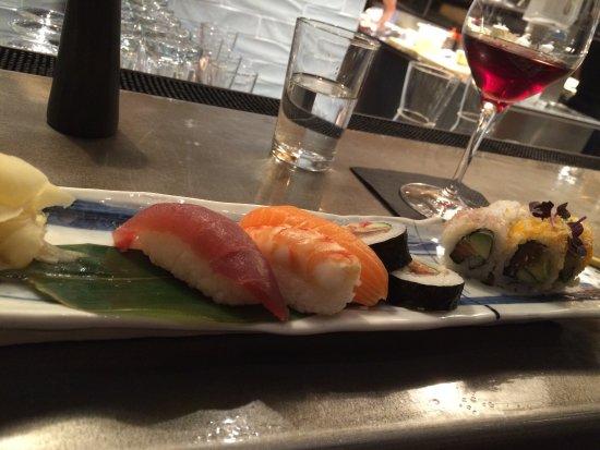 sushi tilbud amager