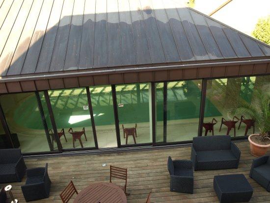 Ostheim, Francia: espace piscine