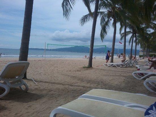 Hotel Riu Vallarta: The beach